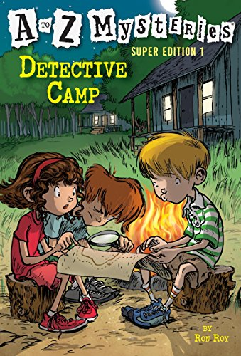 Compare Textbook Prices for Detective Camp A to Z Mysteries Super Edition, No. 1 A to Z Mysteries Super Edition, No. 1 Edition ISBN 9780375835346 by Ron Roy,John Steven Gurney