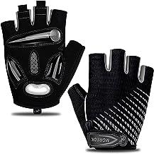 Faneam Zomerfietshandschoenen vingerloos heren fietshandschoenen halve vinger korte MTB-gel handschoenen dames STO? d? dem...
