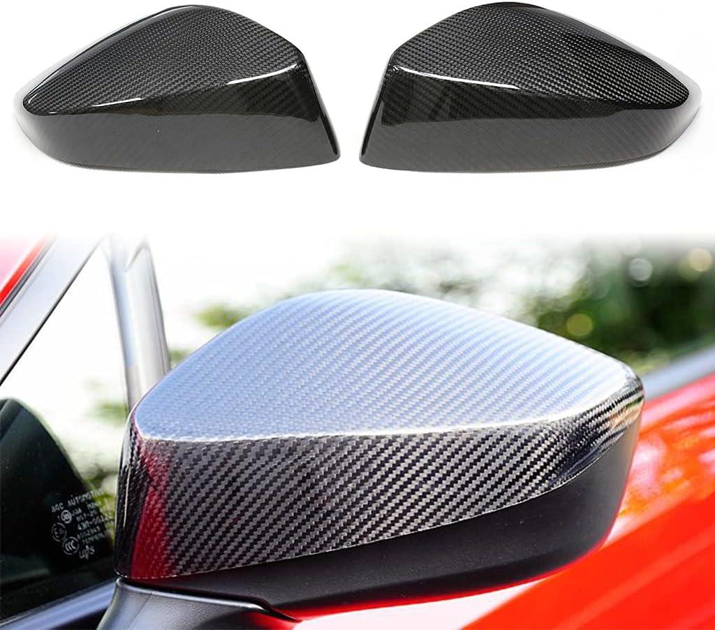 GaofeiLTF Carbon Fiber Mirror Cap Covers 2013+ Fits High order for B 5 ☆ popular Subaru