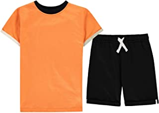 Crafted Kids Boys Shorts Set Infant Clothing Pants Trousers Bottoms Short Sleeve