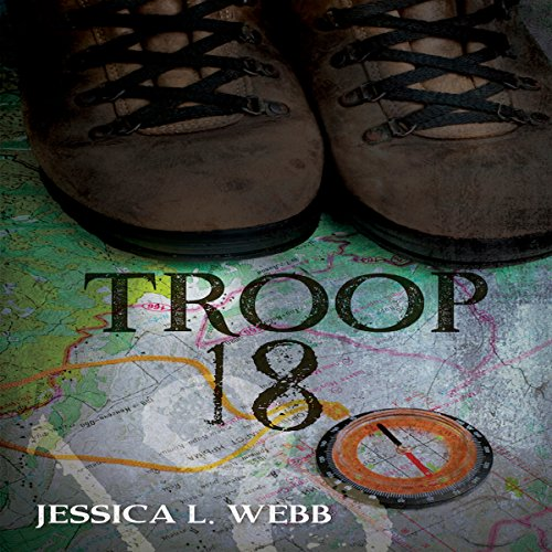 Troop 18 cover art
