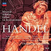 Handel: Messiah / Athalia / Esther / La Resurrezione