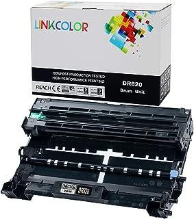 Linkcolor Compatible DR820 Drum Unit Replacement for Brother DR820 DR-820 for Brother HL-L5000D HL-L5100DN HL-L5200DW HL-L6200DW HL-L6250DW HL-L6300DW MFC-L5700DW MFC-L5800DW Printer(Black,1-Pack)