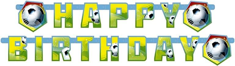 Guirnalda de cumpleaños 180x15cm niños bandolera Happy ...