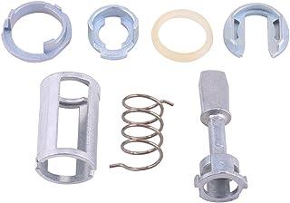 Türschloss Reparatursatz, 7 teiliger Reparatursatz für Schließzylinder für Golf IV 4 Typ 1J1 MK4 1997 2005, Golf IV4 Variante Typ 1J5 1999 2007, Bora Limouisine/Kombi
