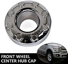 NO7RUBAN 1Pcs Wheel Center Hub Cap Fits 2005-2016 F-350 F350 Dually Front 4X4 Open Chrome Replaces OEM 5C3Z1130TA