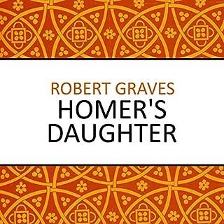 Homer's Daughter cover art