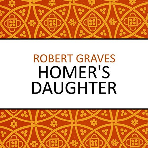Homer's Daughter audiobook cover art