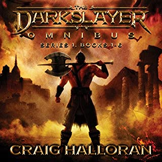 The Darkslayer Omnibus                   By:                                                                                                                                 Craig Halloran                               Narrated by:                                                                                                                                 Lee Alan                      Length: 86 hrs and 49 mins     272 ratings     Overall 3.7
