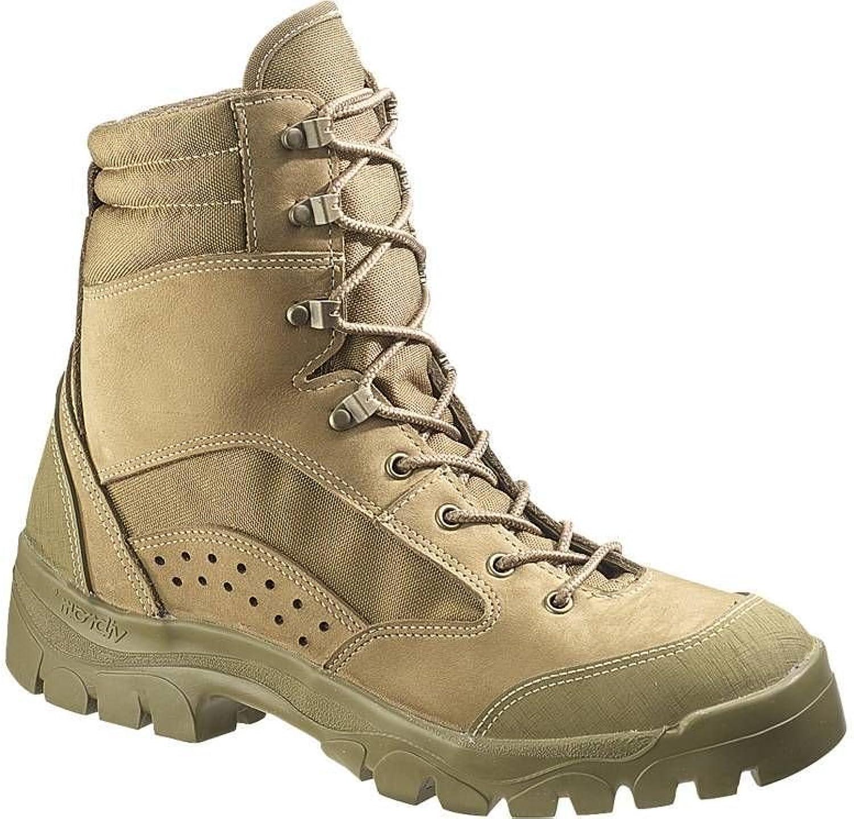 Bates 3612 Mens Olive Mojave Combat Hiker Boots 4.5 E US