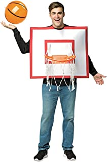 Rasta Imposta Basketball Backboard Adult Costume