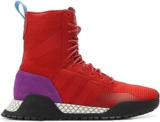 Men's Originals AF 1.3 PK Primeknit Boot RED/Purple/Black