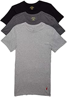 Polo Ralph Lauren Slim Fit Cotton T-Shirt 3-Pack