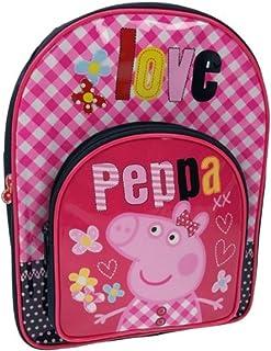 Peppa Love - Mochila Escolar con diseño de Peppa Pig