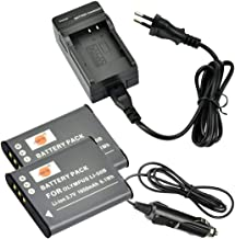 CARGADOR PARA Olympus sh25-mr vg170 vh510 vr340 vr350 vr360 Batería