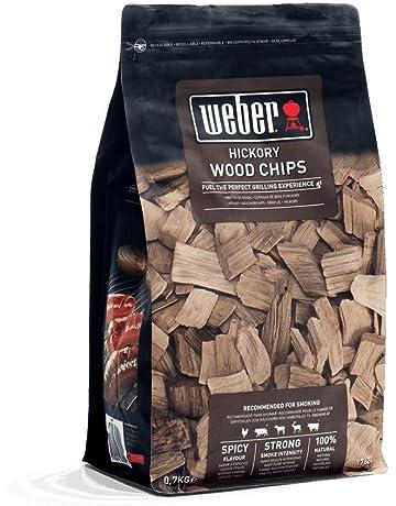 Noce americano Weber FUMARE trucioli di legno