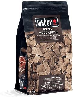 Weber 17624 chipy wędzarnicze Hickory 700 g, wędzenie, aromat, grillowanie
