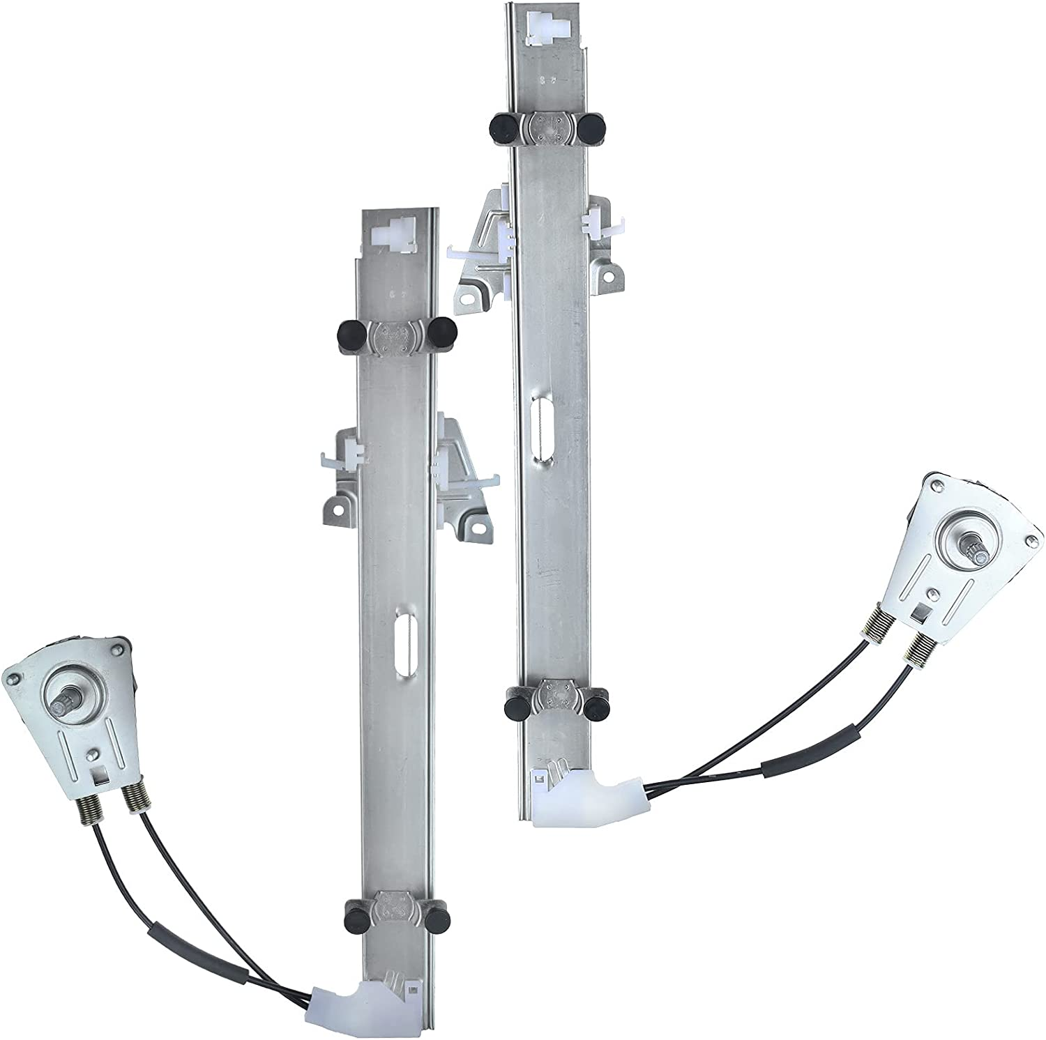 A-Premium Manual Window Regulator Compatible with Rio 2001-2 1 year Special price for a limited time warranty Kia