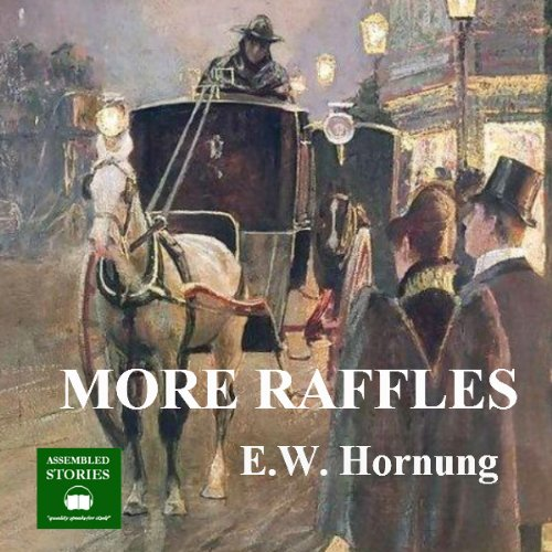 More Raffles audiobook cover art