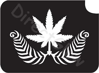 hemp leaf tattoo