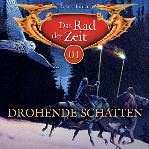 Drohende Schatten (Das Rad der Zeit 01) Titelbild