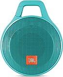 JBL Clip+ Altavoz Bluetooth Recargable portátil Robusto y Resistente a Salpicaduras con...