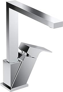 Bristan AMR EFSNK C Amaretto Easyfit Kitchen Sink Mixer Tap with Swivel Spout, Chrome