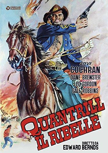 Quantrill Il Ribelle [Italia] [DVD]
