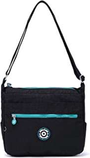Mindesa womens 8069-1 Womens Crossbody Bag