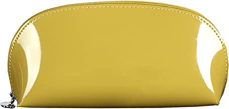 Vigourtrader Women Cute Cosmetic Bag Handbag Patent Leather Clutch Pencil Pouch Party