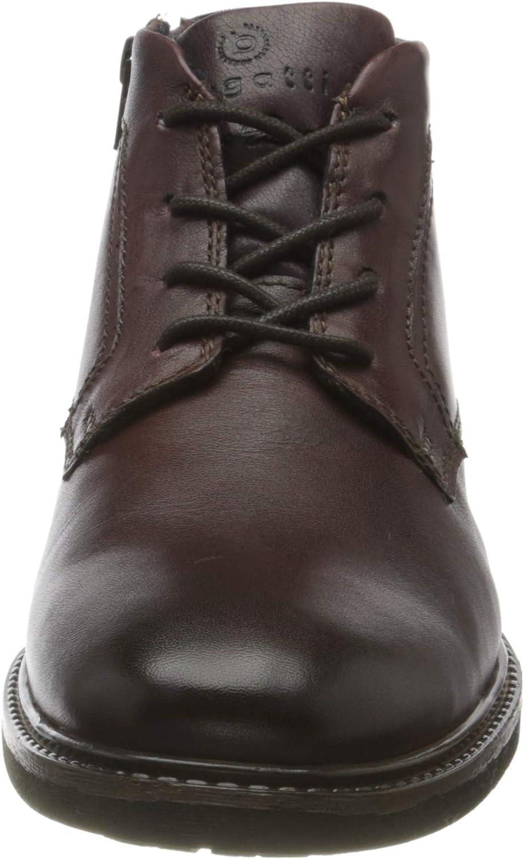 bugatti Men's 311A17304000 Oxford Boot, Dunkelbraun, 9 UK