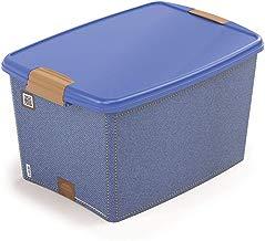 Caixa Organizadora Plasútil Azul 66 L