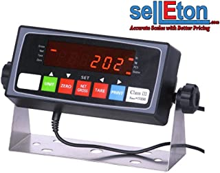 Selleton Prime Scales Ps-In202 Ntep Legal for Trade Indicator/Floor Scale/Any Size!