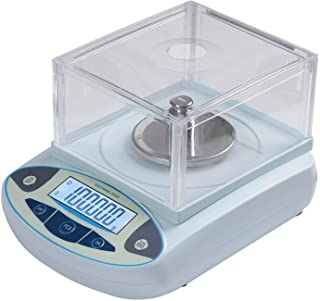 RESHY Lab Scale Precision 200x0.001g 1mg Analytical Electronic Balance Lab Precision Weighing Balance Scales 110V (200x0.001g)