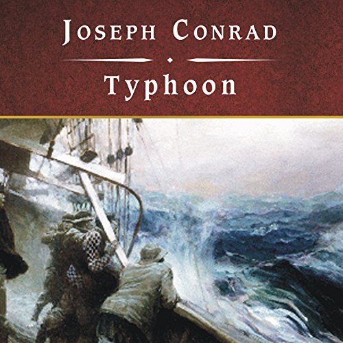 Typhoon audiobook cover art