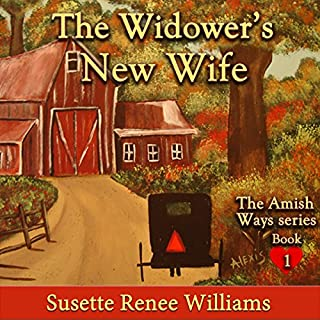 The Widower's New Wife cover art