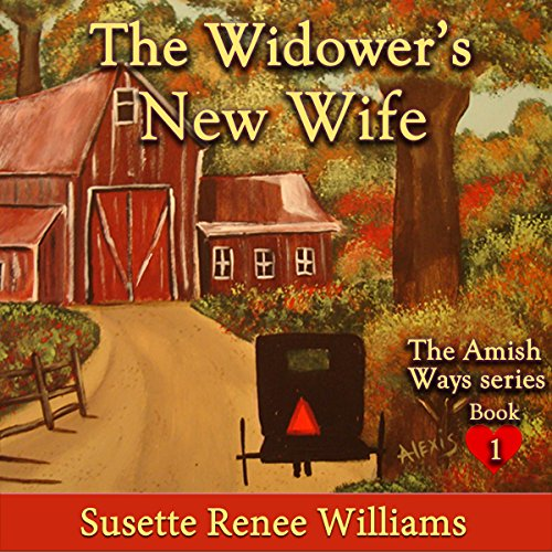 The Widower's New Wife audiobook cover art