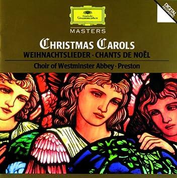 Choir of Westminster Abbey - Christmas Carols