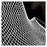 AWSAD Grille 5cm 10cm Corde de Construction Contre La Chute du Filet Filet de Protection Anti-Chute Clôture D'escalier de Garde-Corps de Chat de Chien de Compagnie