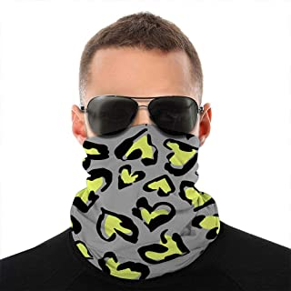 Nother Leopardtryck ansikte scarf skydd utomhus sport kvinnor män ansikte skydd variation ansikte handduk hals pannband