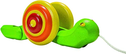Pull Along Snail - Plan Activity - from Marbel Toys