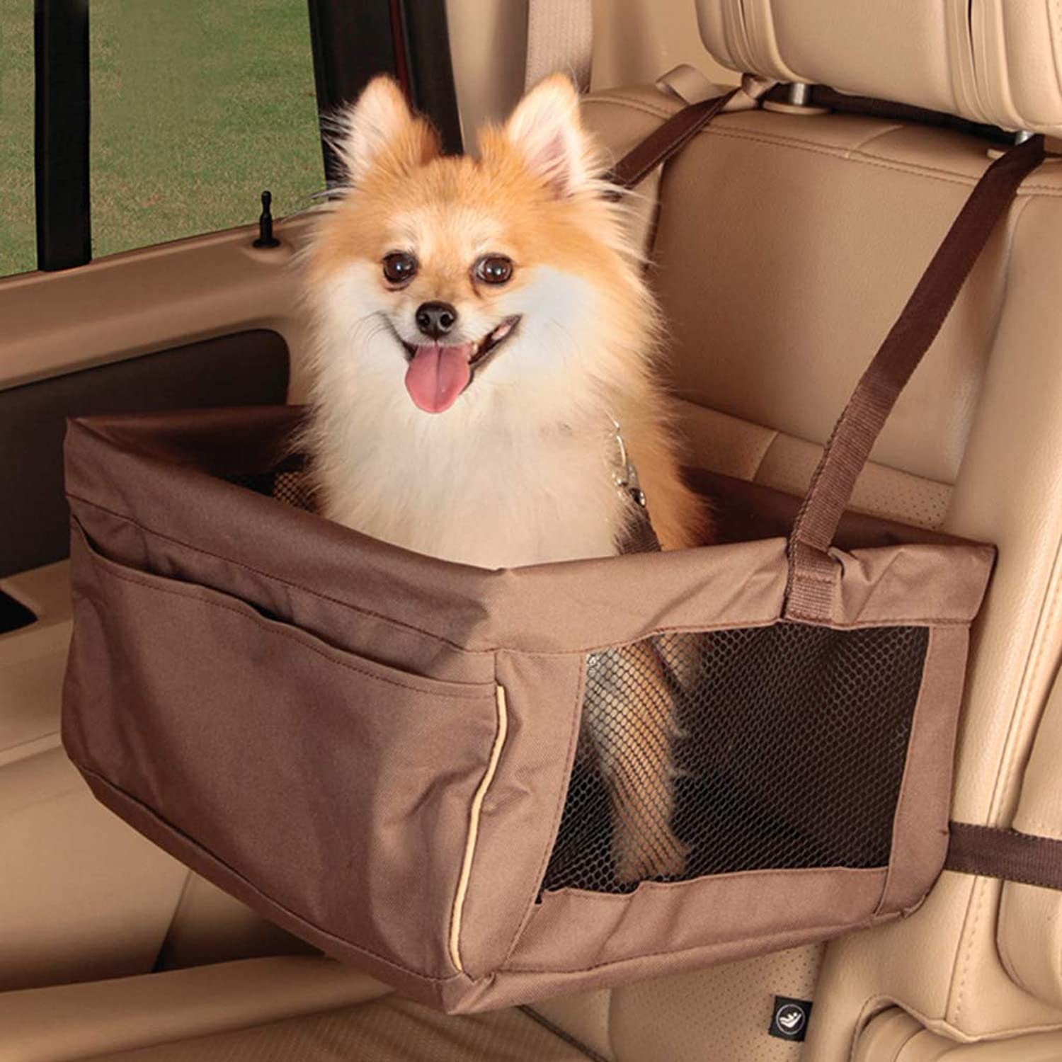 Pet dog car mat car autumn and winter kennel rear row safety seat dog seat antidirty mat