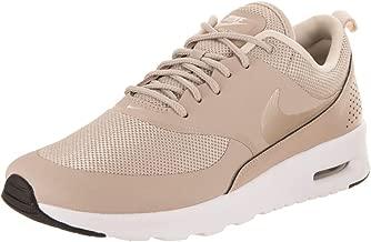 Nike Women's Air Max Thea Gymnastics Shoes, Beige (String/Light Cream/Black/White 205), 5.5 UK