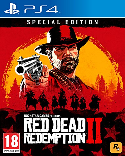Red Dead Redemption 2 Special Edition (PS4) - Imported from England