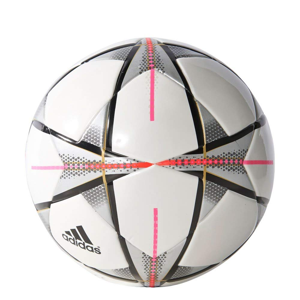 adidas Final Milano Mini - Balón para Hombre, Color Blanco/Negro ...