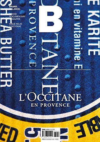Magazine B - L'OCCITANE