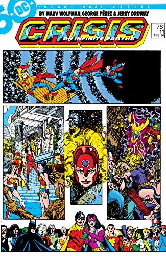 Crisis on Infinite Earths #11 (English Edition)