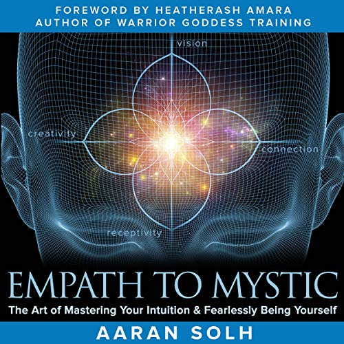 Empath to Mystic audiobook cover art