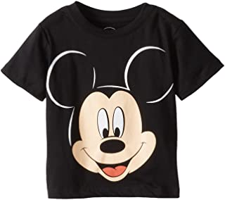 Disney Mickey Mouse Boys' Face T-Shirt