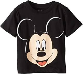 Mickey Mouse Boys' Face T-Shirt